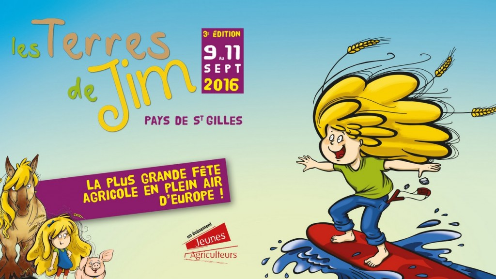 homeTDJIM2016 1 1024x576 Big Event in Vendée: Terres de Jim 2016