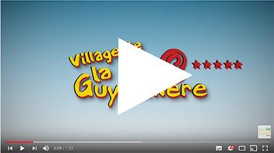 vidéo camping de La Guyonnière